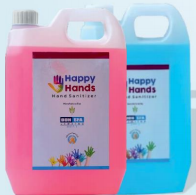 Happy Hands Sanitizer - 5 ltr