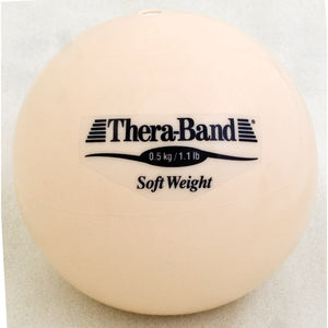 TheraBand Soft Weight Ball
