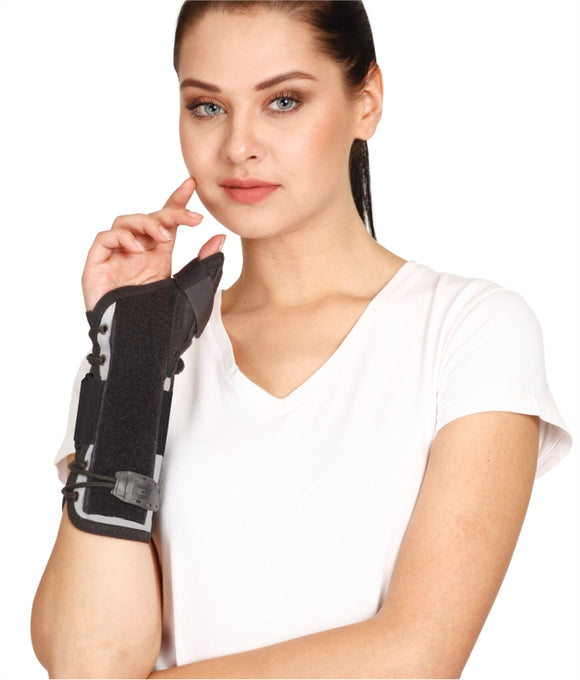 Tynor Wrist Splint With Thumb (Product Code E-44)