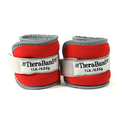 TheraBand Comfort Fit Ankle and Wrist Weight Sets