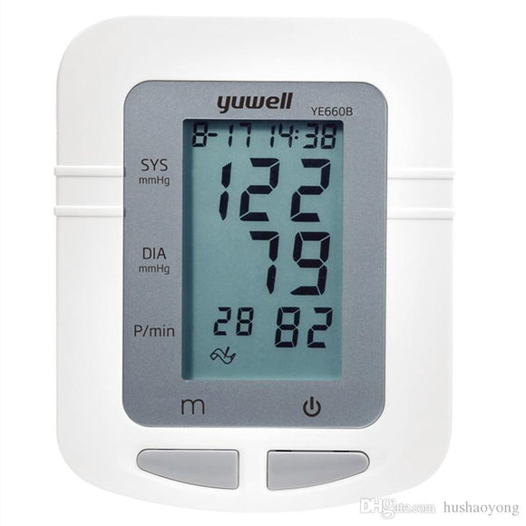 Yuwell Digital BP Monitor (Model-YE66OB)