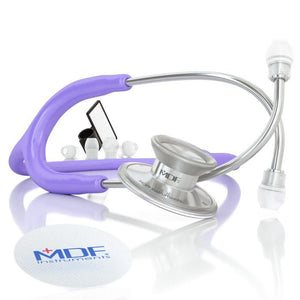 MDF MD One Stainless Steel Stethoscope Infant-Pastel Purple (MDF777I07)