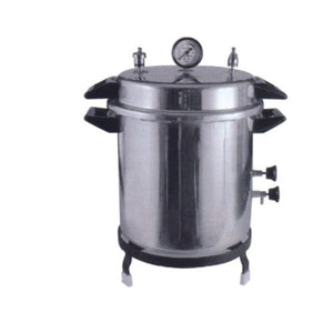 Single Drum Vertical Autoclave