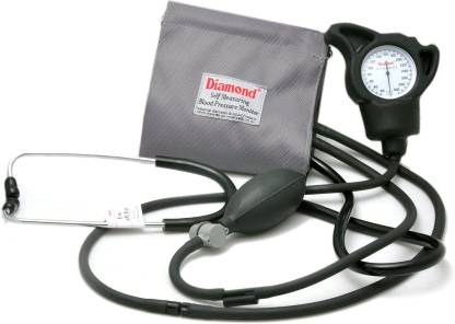 Diamond Dial Type BP Apparatus with built- in Stethoscope (BP DL 231)