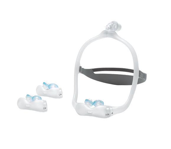 Philips Respironics Dreamwear  Nasal Gel Pillow Mask with Headgear