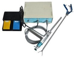 Analog Morcellator With Accessories