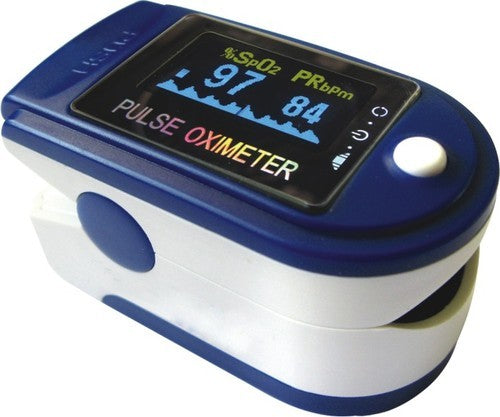 Finger Pulse Oximeter - FPO 50D