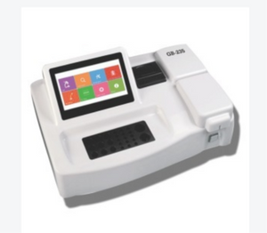 GB 235 Semi Automated Bio-Chemistry Analyzer