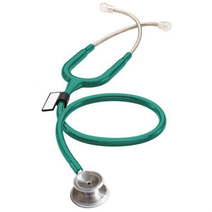 MDF Dual Head Stethoscope- Aqua Green (MDF74709)