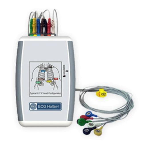 RMS HOLTER 3 Channel (ECG Holter Recorder & Analyser)