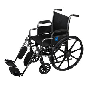 "Yuwell Wheelchair With 22"" Wheels (Model- K4)"