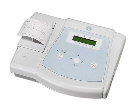 GE MAC I-3 ECG Machine (with interpretation)