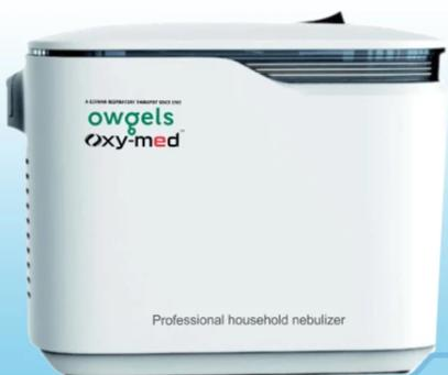 Owgels Oxymed Compact Nebulizer