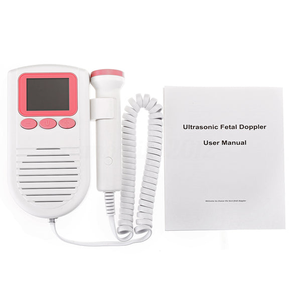 Ultrasonic Fetal Doppler( Model No:-ND-105)