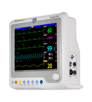 RMS PHOEBUS P515 - Portable Multiparameter Patient Monitor