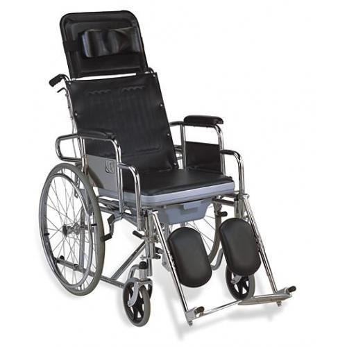 Yuwell Wheelchair with Commode (HOO8B)
