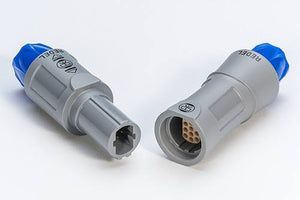 Redel type Plastic Connector 4,5,6,7,8,9 Pin (SPO2 Service Kit)