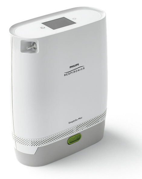 Philips SimplyGo Mini Portable Oxygen Concentrator
