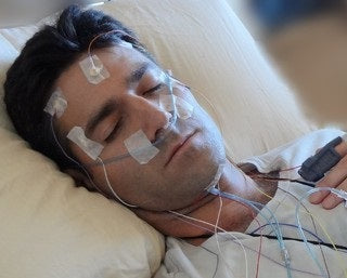 Home Based Sleep Study / Sleep Apnea Study