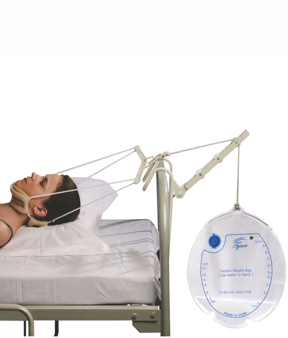 Tynor Cervical Traction  Kit (SLEEPING) (Product Code G-26)