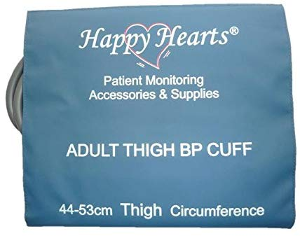 Reusable NIBP Cuff Single/ Double tubing -Thigh Cuff Size-46-66 cm