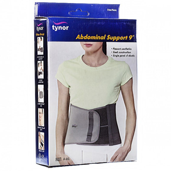 Tynor Abdominal support 9'' ( Product Code A-01)