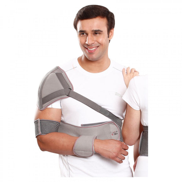 Tynor Elastic Shoulder Immobilizer (Product Code C-03)