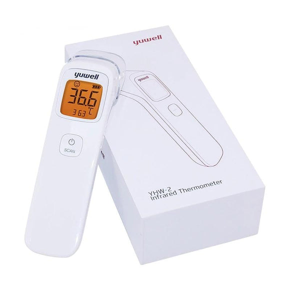 Yuwell Infrared Forehead Thermometer (Model-YHW2)