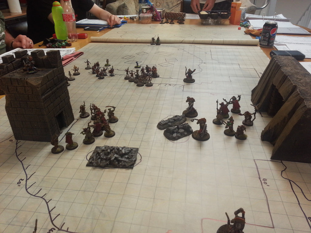 So    going to try and DM for the first time : DnD