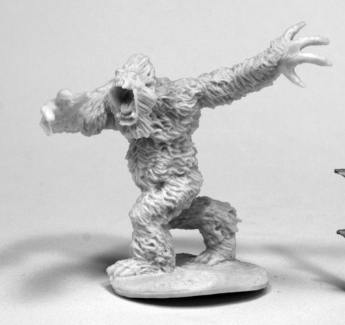 Reaper Miniatures 77435: Yeti Warrior