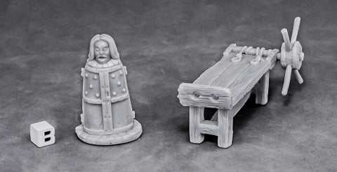 Reaper Miniatures 77443: Torture Equipment 2