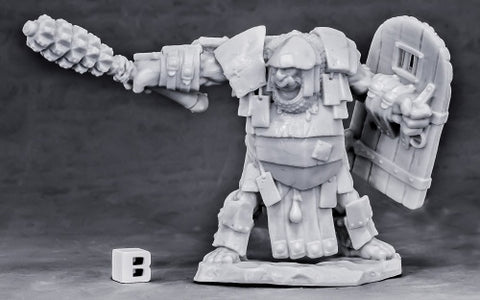 Reaper Miniatures 77566: Ogre Chieftain