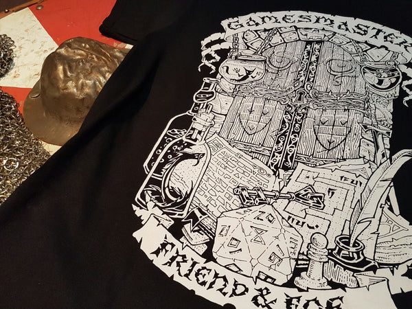 Fantasy RPG T-Shirt - Gamesmaster