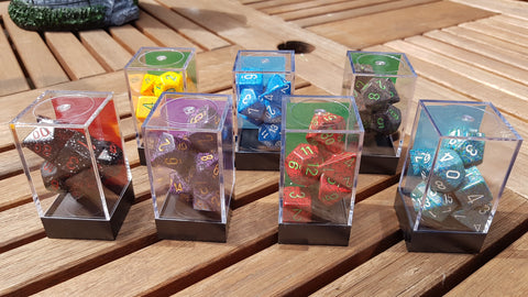 Chessex Speckled Dice Sets