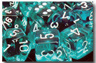 Chessex Translucent Dice Sets