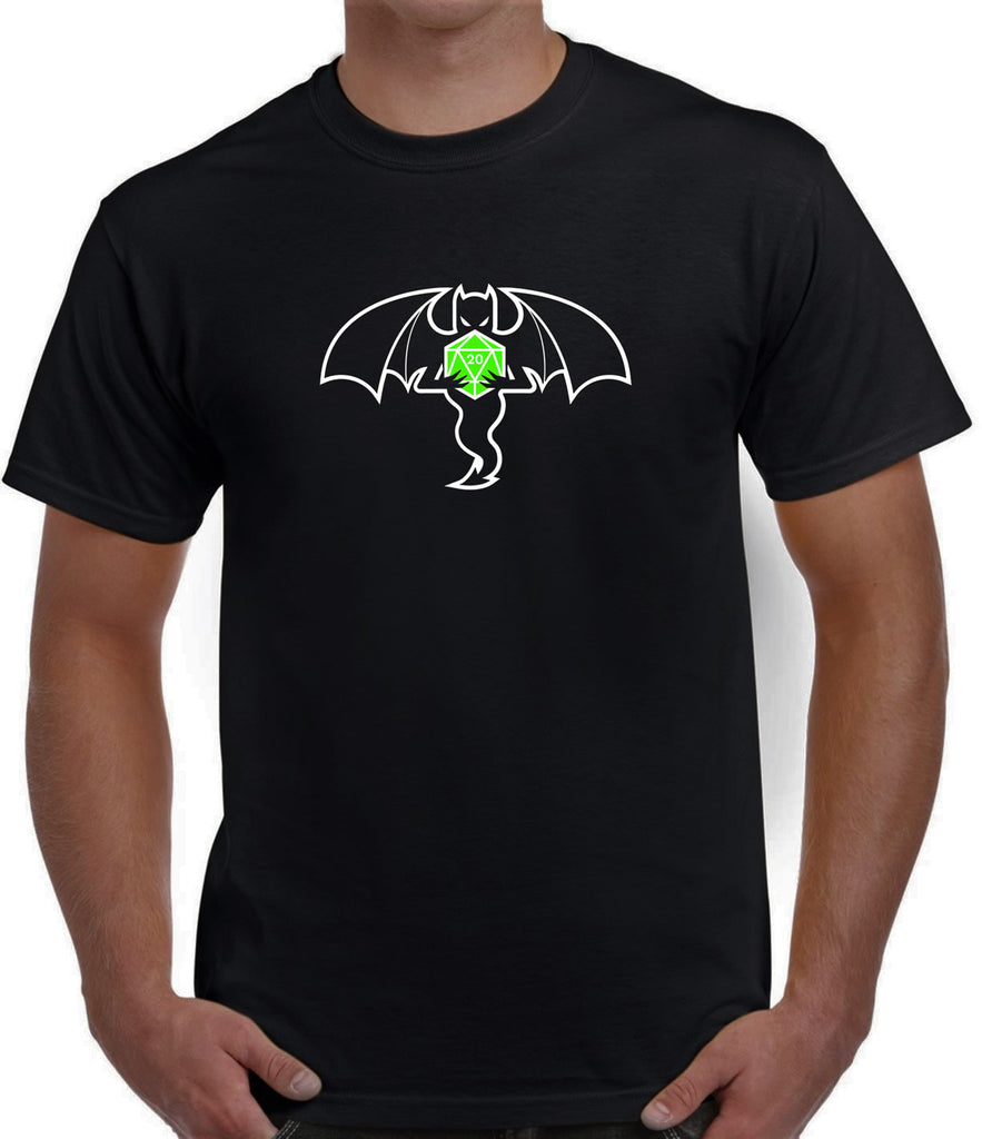 Fantasy RPG T-Shirt - Shadow Demon