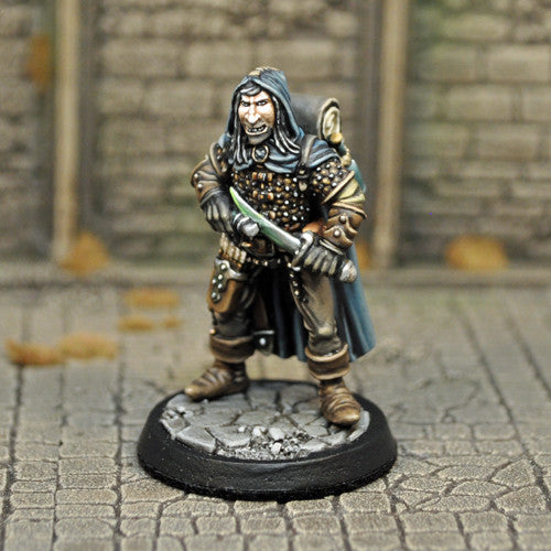 Otherworld Miniatures DAH10 - Human Male Assassin