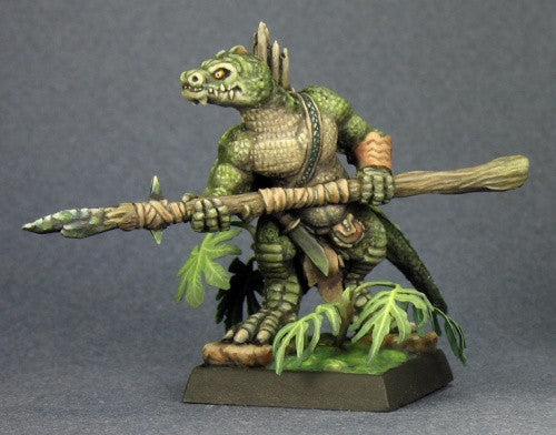 77154: Lizardman Spearman