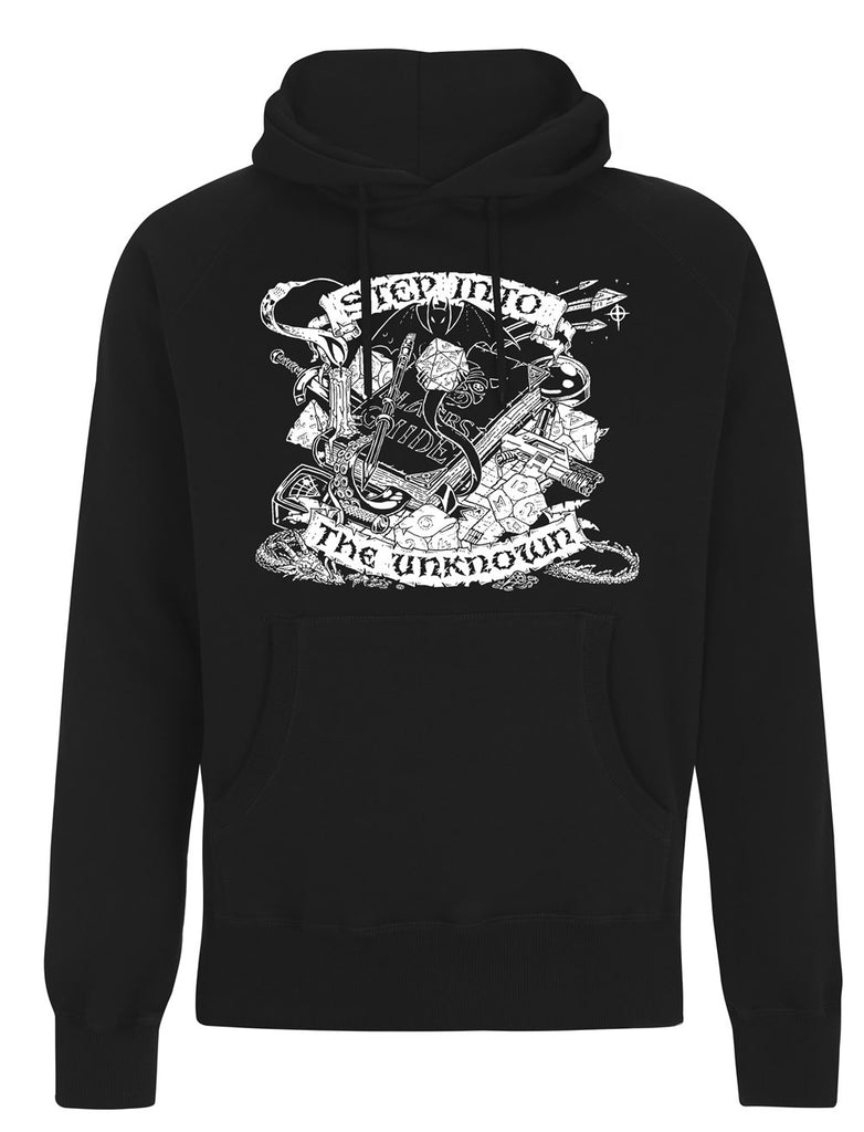RPG Hoodie - 'Step into the Unknown'