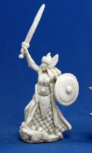 Reaper Miniatures 77052: Aina, Female Valkyrie