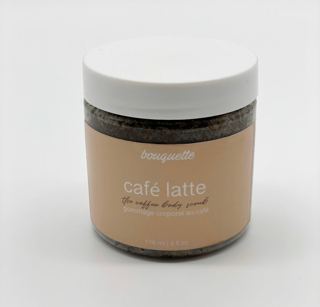 Cafe Latte The Coffee Body Scrub