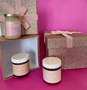 The Holiday Bundle Set (body scrub edition)