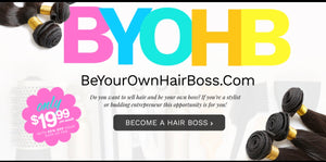 Have You Ever Wanted to Start Your Own Hair Company?