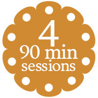 Core Ann Arbor 4 90 Minute Sessions Package