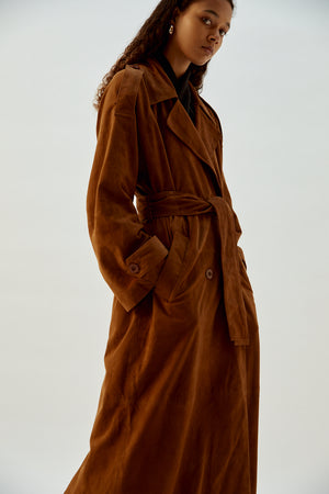Musier Paris - trench maribel