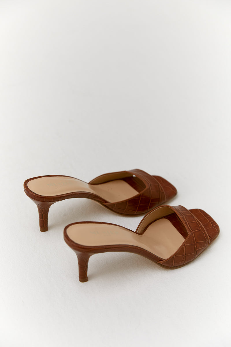 Musier Paris | mules raven