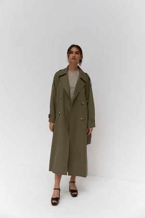 Musier Paris | trench thea