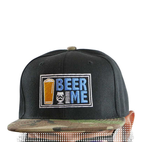 "HAT - ""BEER ME"" 