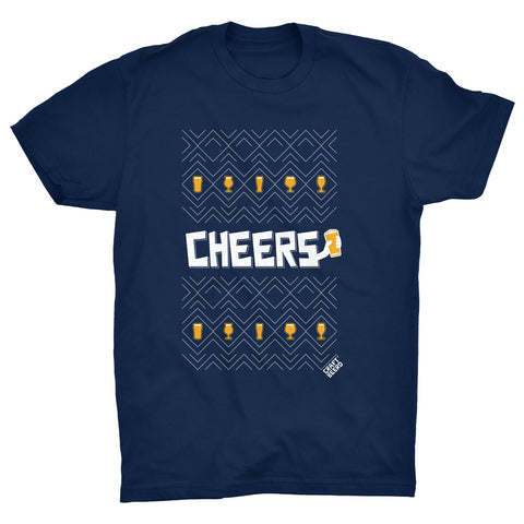 "MENS - ""CHEERS"" 