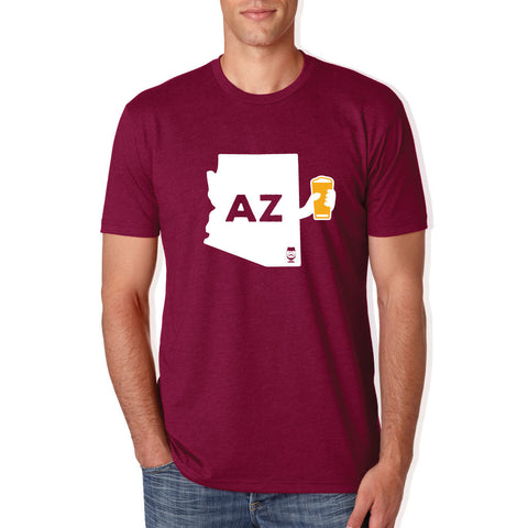 "MENS - ""CHEERS ARIZONA"" 